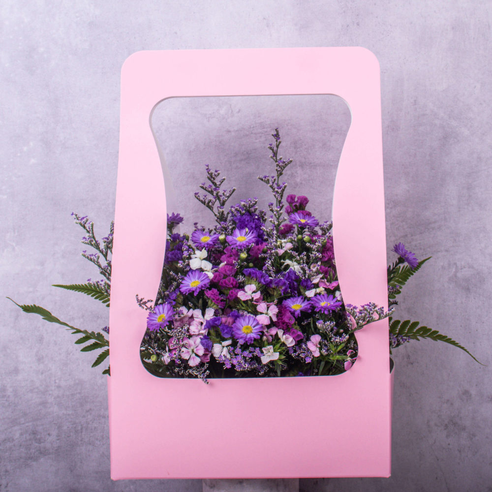 surprise filler bloom box by farm florist singapore