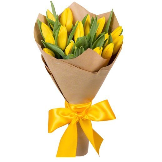 Perotta Tulip bouquet by farm florist